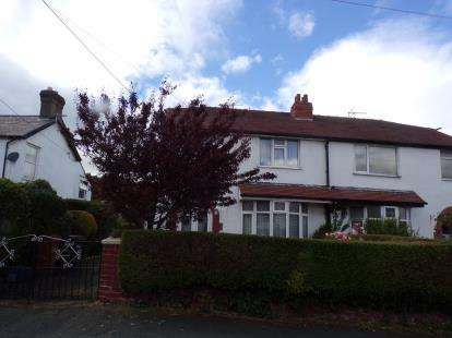 3 Bedrooms Semi Detached House for sale in Upper Riverbank, Bagillt, Flintshire, North Wales, CH6