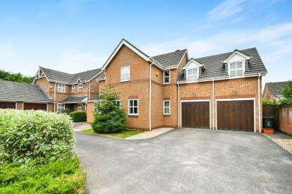 5 Bedrooms Detached House for sale in Osterley Road, Haydon Wick, Swindon, Wiltshire