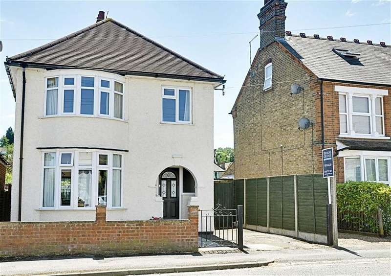 4 Bedrooms Detached House for sale in Tamworth Road, Hertford, Herts, SG13