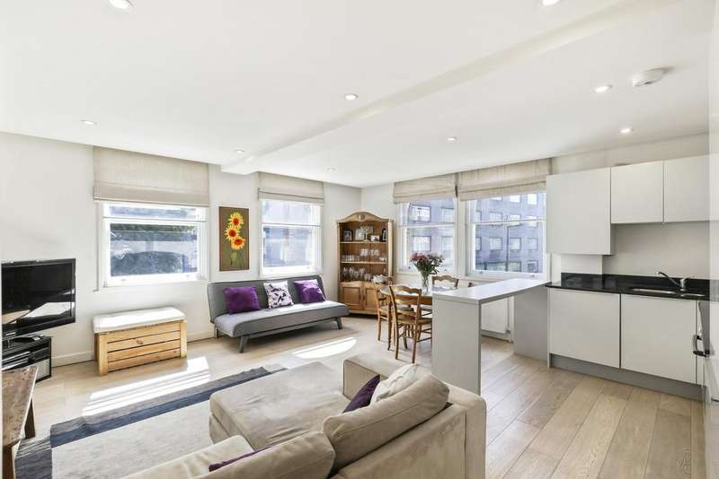 2 Bedrooms Apartment Flat for sale in Bermondsey Street, London Bridge