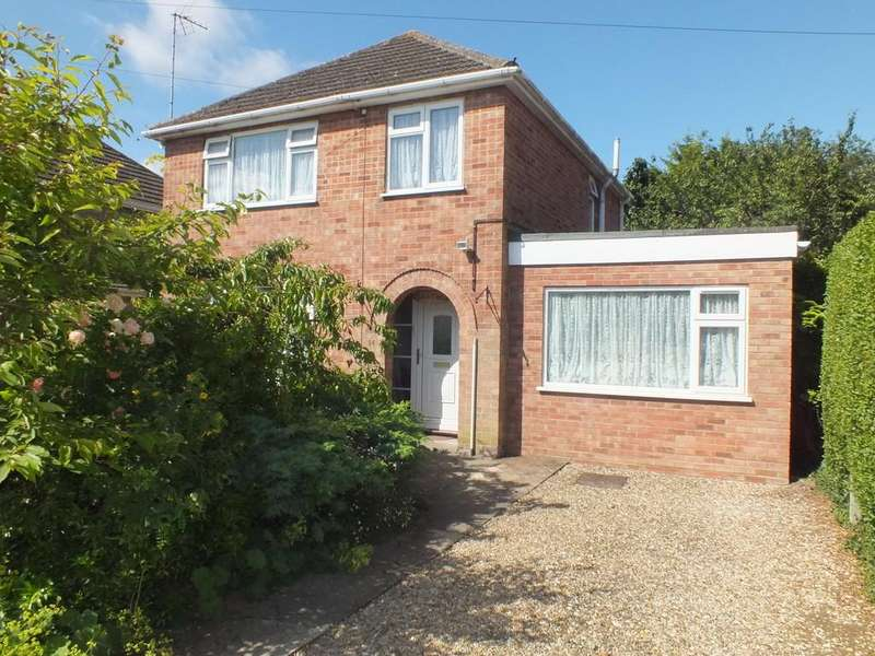 3 Bedrooms Detached House for sale in Park Avenue, Spalding