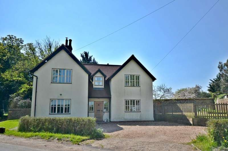 4 Bedrooms Detached House for sale in Hall Lane, Great Chishill