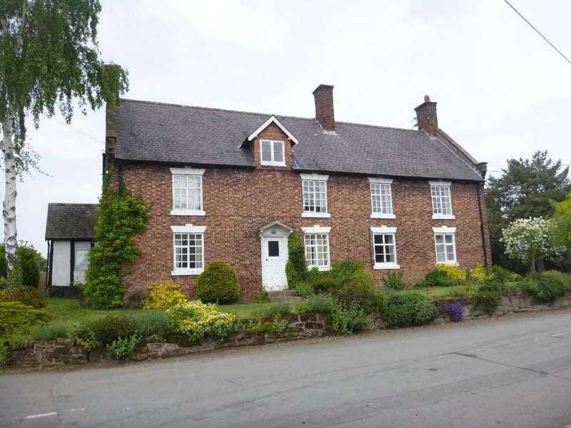 4 Bedrooms Farm House Character Property for sale in Barton, Malpas