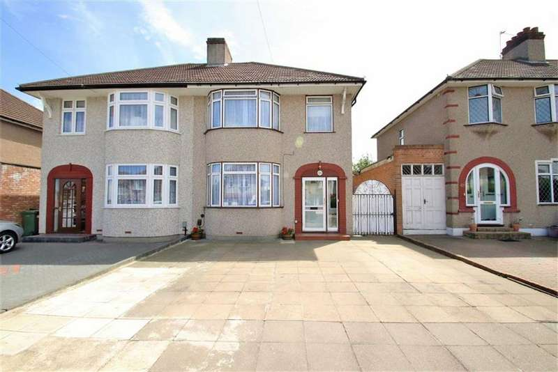 3 Bedrooms Semi Detached House for sale in Ightham Road, Erith/ Bexleyheath Borders