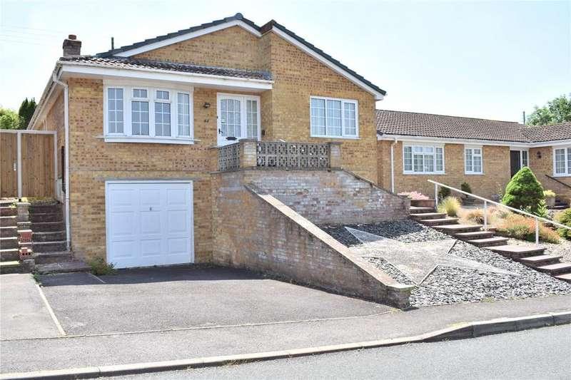 3 Bedrooms Detached Bungalow for sale in Norman Close, Bridport, Dorset