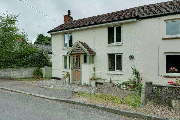 2 Bedrooms Semi Detached House for sale in 17 Marians Walk, Berry Hill, Coleford