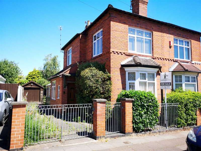 3 Bedrooms Terraced House for sale in Cyprus Road, Leicester