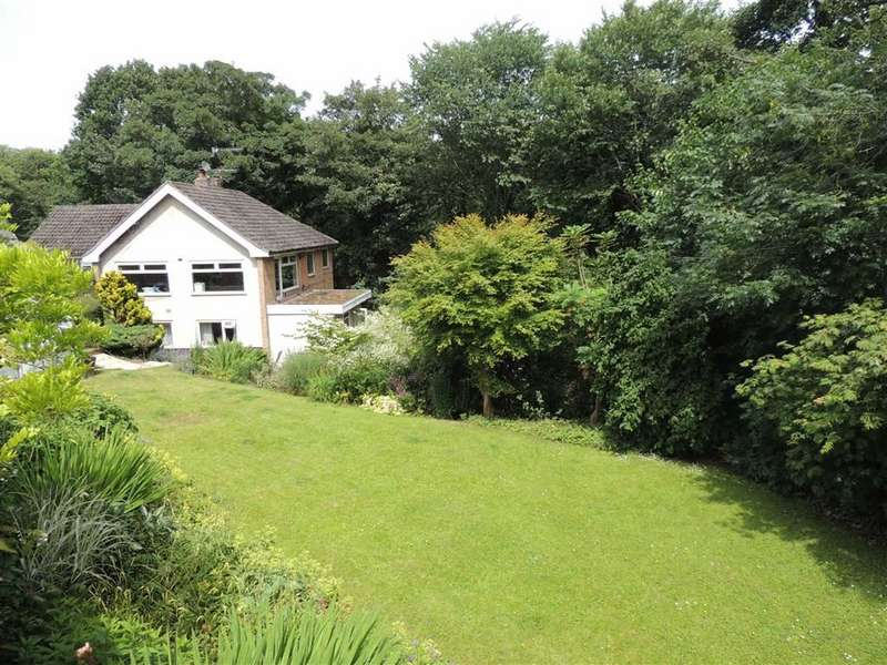 4 Bedrooms Detached House for sale in Bunkers Hill, Romiley, Stockport