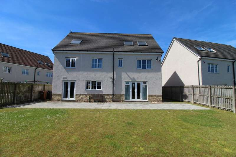 6 Bedrooms Property for sale in Fitzallan Place, Bathgate, EH48