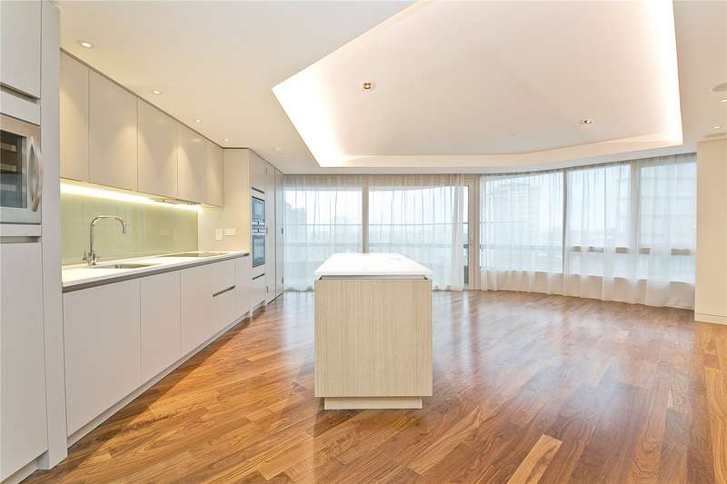 2 Bedrooms Flat for sale in Canaletto Tower, 257 City Road, EC1V
