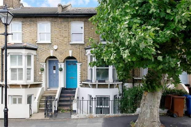 4 Bedrooms Terraced House for sale in Kimberley Avenue, London