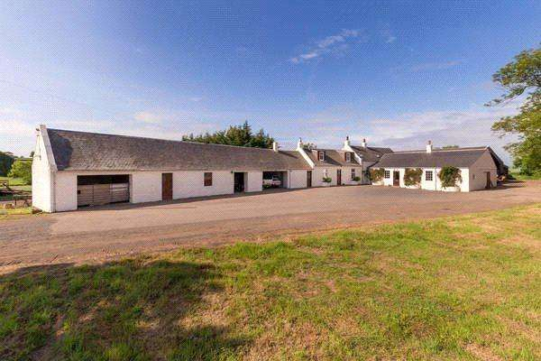 5 Bedrooms Detached House for sale in East Doura Farm - Lot 1, Craigie, Kilmarnock, South Ayrshire, KA1