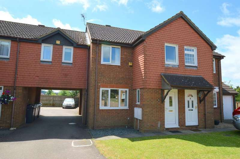 3 Bedrooms Semi Detached House for sale in Kidner Close, Bushmead, Luton, LU2 7SX