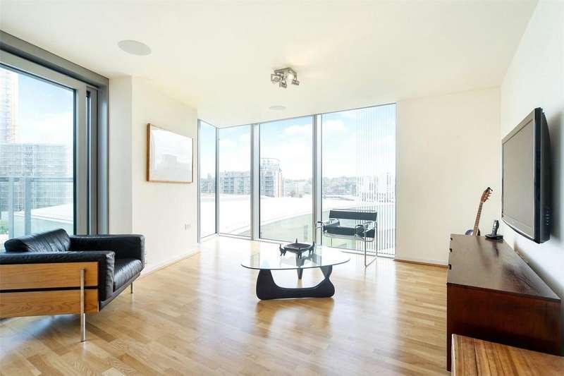 3 Bedrooms Flat for sale in Little Thames Walk, Deptford, London, SE8