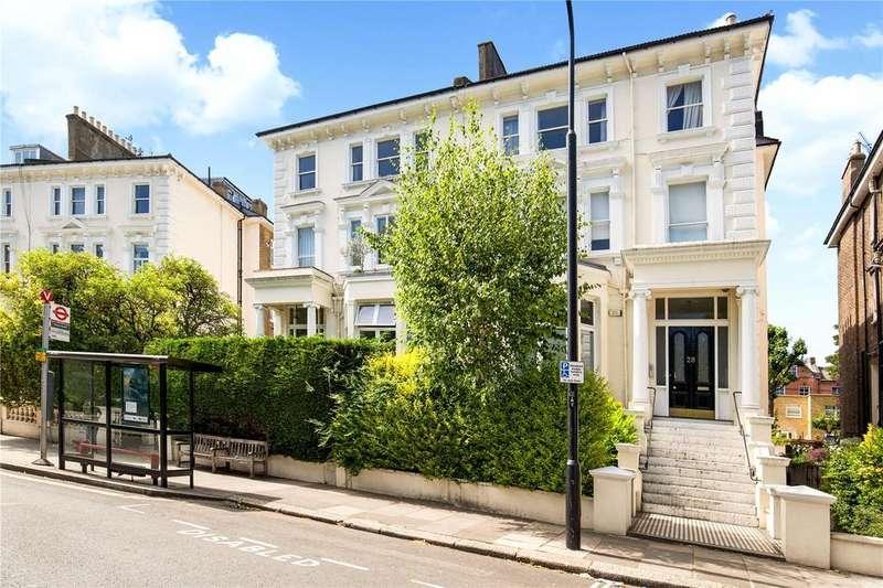 1 Bedroom Flat for sale in Belsize Park, London, NW3