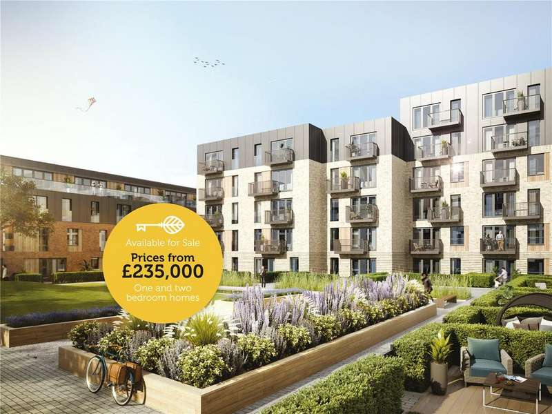 2 Bedrooms Flat for sale in 2 Beds Carlina At Canonmills Garden, Hughes Close, Edinburgh, EH7