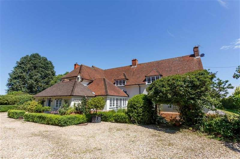 4 Bedrooms Detached House for sale in Iwerne Minster, Blandford Forum, Dorset
