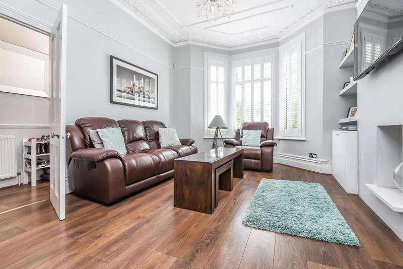 4 Bedrooms Terraced House for sale in Lavender Sweep, Battersea