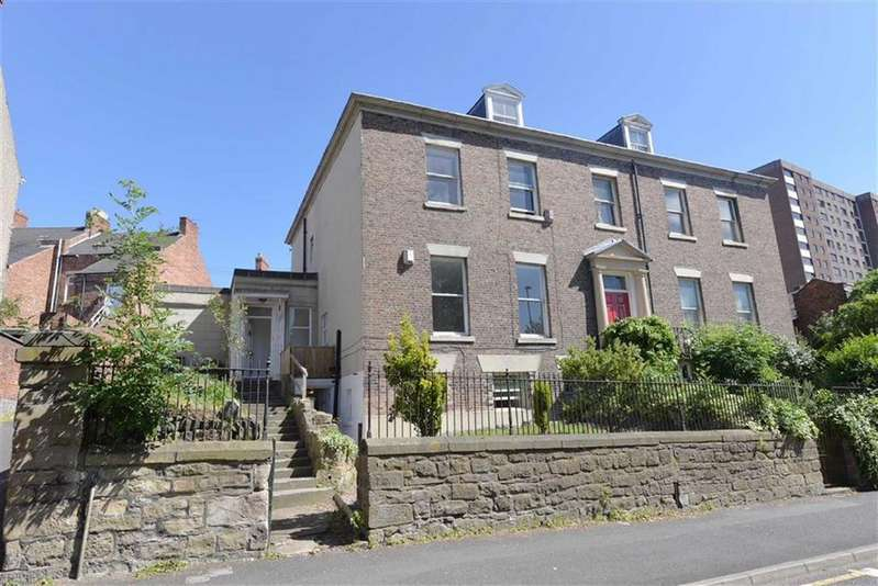 7 Bedrooms Semi Detached House for sale in Gateshead