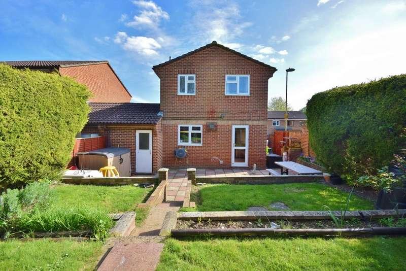 3 Bedrooms Link Detached House for sale in South Ham, Basingstoke, RG22