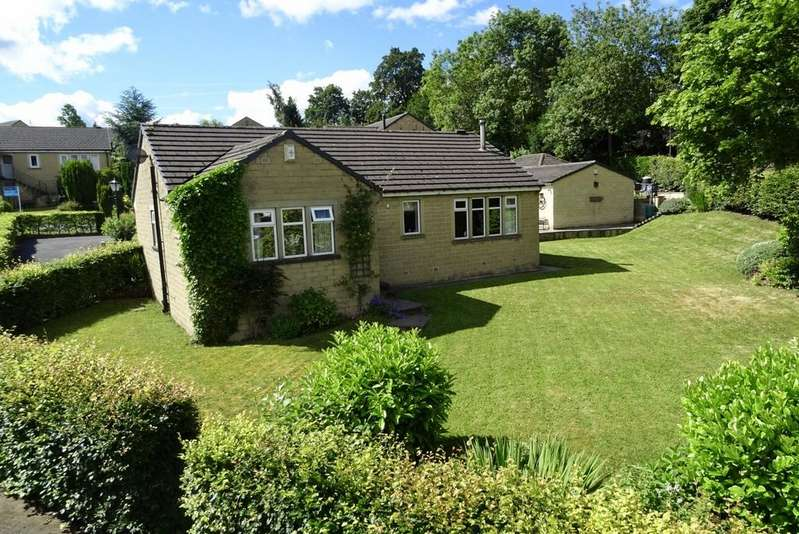 4 Bedrooms Detached Bungalow for sale in Spenfield Court, Liversedge, WF15