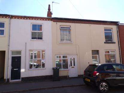 2 Bedrooms Terraced House for sale in Spencer Street, Hinckley, Leicester, Leicestershire