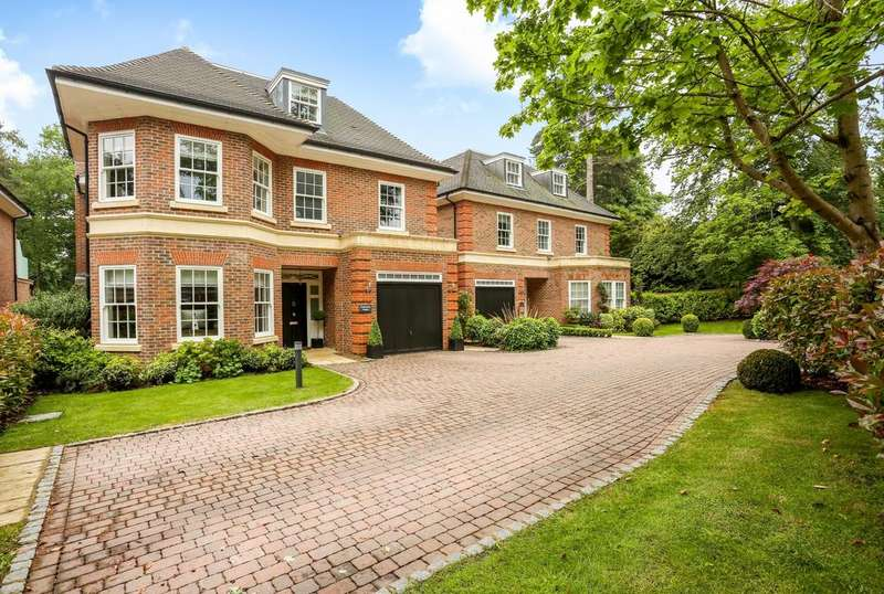 6 Bedrooms Detached House for sale in Sunning Avenue, Ascot