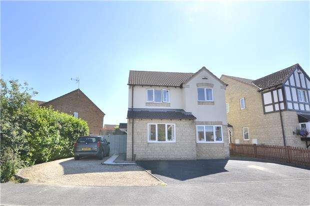 3 Bedrooms Detached House for sale in The Causeway, Quedgeley, Gloucester, GL2 4LD