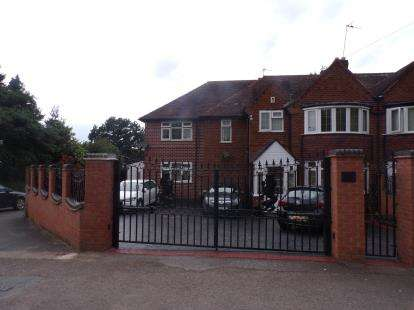 5 Bedrooms Semi Detached House for sale in Friary Road, Birmingham, West Midlands