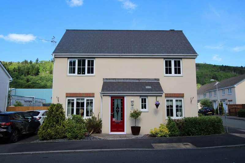 4 Bedrooms Detached House for sale in Maes Y Ffynnon (B11), Ynysboeth