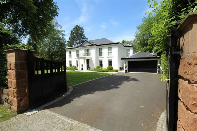 4 Bedrooms Detached House for sale in North Road, Hale, Altrincham