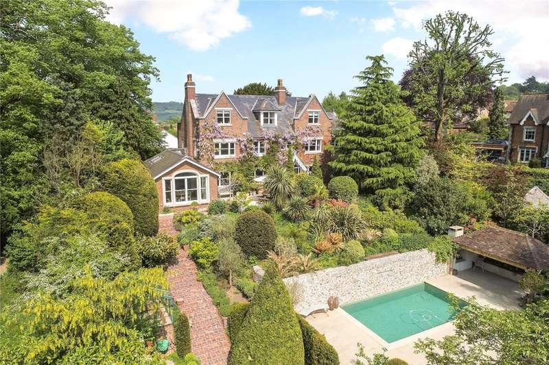 5 Bedrooms Detached House for sale in Rose Hill, Dorking, Surrey, RH4