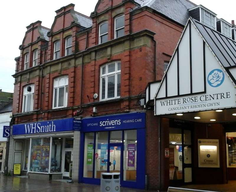 Commercial Property for sale in High Street, Rhyl, Clwyd, LL18 1EN