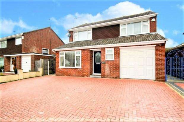 4 Bedrooms Detached House for sale in Lytchett Way, Poole, BH16