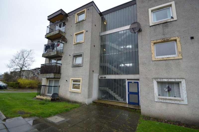 1 Bedroom Flat for sale in Mill Wynd, Ayr, South Ayrshire, KA7 1TS