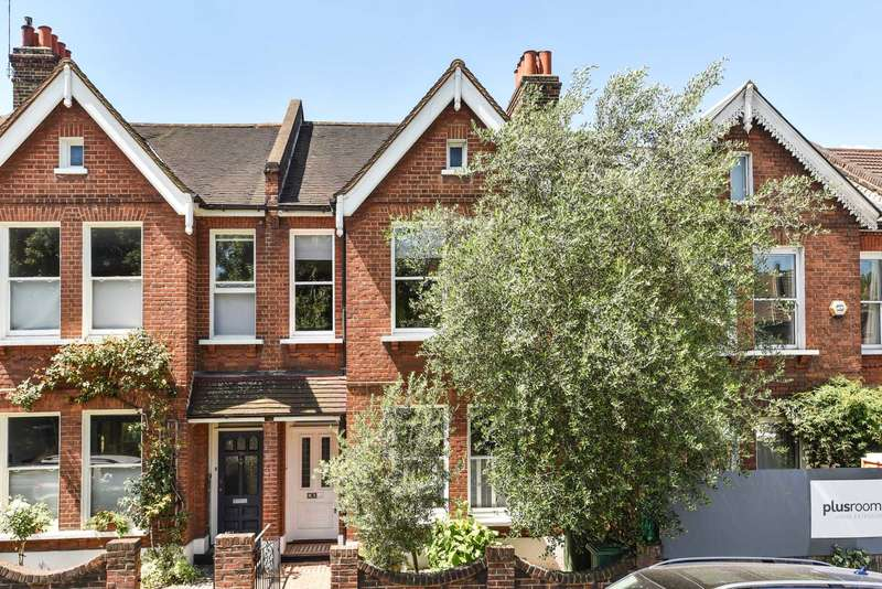4 Bedrooms House for sale in Croxted Road, Herne Hill, SE24