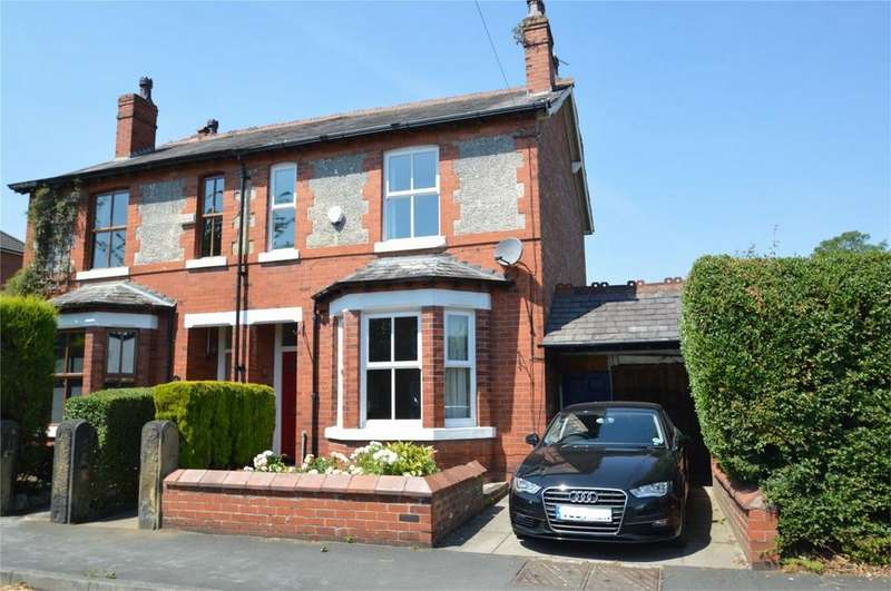 3 Bedrooms Semi Detached House for sale in Sefton Road, SALE, Cheshire