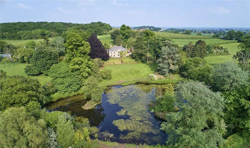 6 Bedrooms Farm Commercial for sale in Sutton St. Nicholas, Hereford, HR1