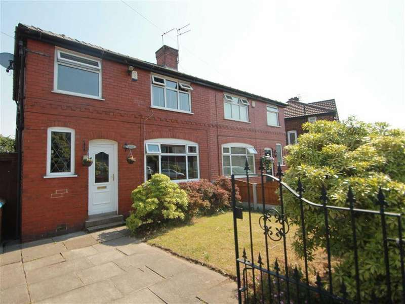 3 Bedrooms Semi Detached House for sale in Sunningdale Drive, Salford