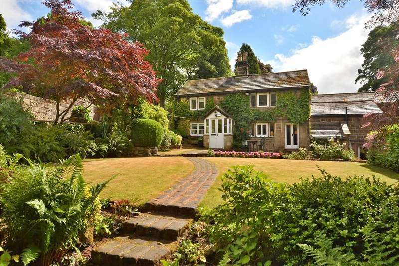 4 Bedrooms House for sale in Daisy Hill Cottage, Cliffe Drive, Rawdon, Leeds