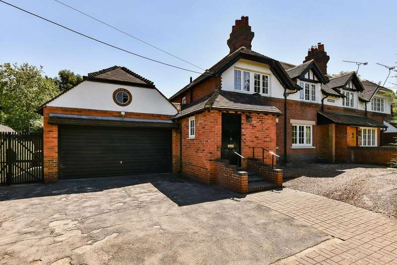 4 Bedrooms Cottage House for sale in Wickhurst Cottages, Maidenhead, SL6