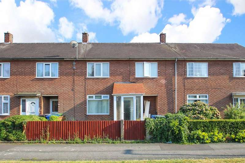 3 Bedrooms Terraced House for sale in Rosemary Walk, Partington, Manchester, M31
