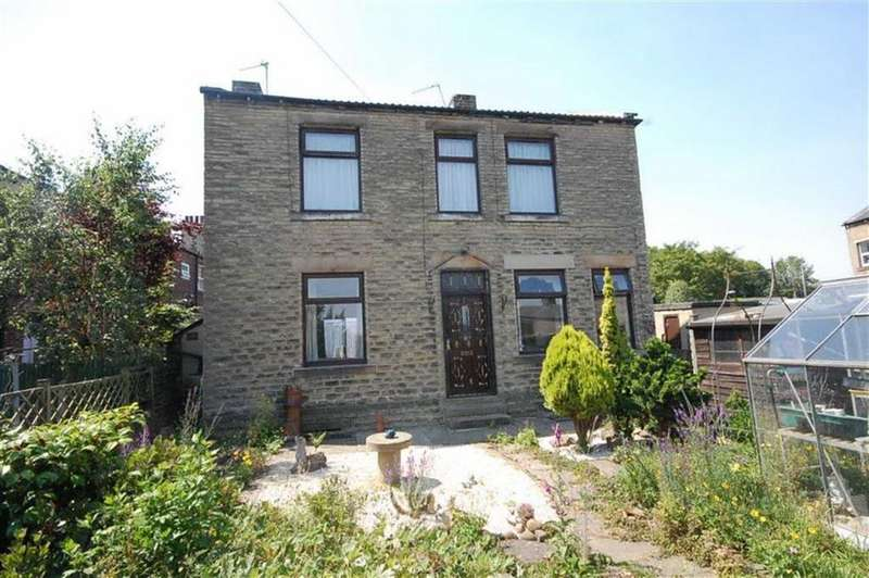 4 Bedrooms Detached House for sale in South Street, Mirfield, WF14