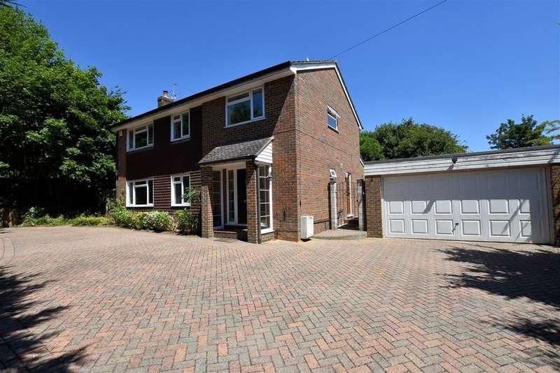4 Bedrooms Detached House for sale in New Lane Hill, Tilehurst, Reading