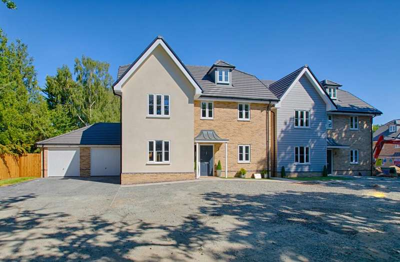 5 Bedrooms Detached House for sale in Boudicca Gardens, Honey Lane