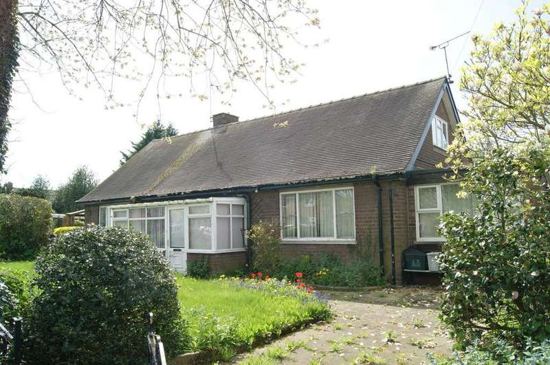 2 Bedrooms Detached Bungalow for sale in Holt, Wrexham