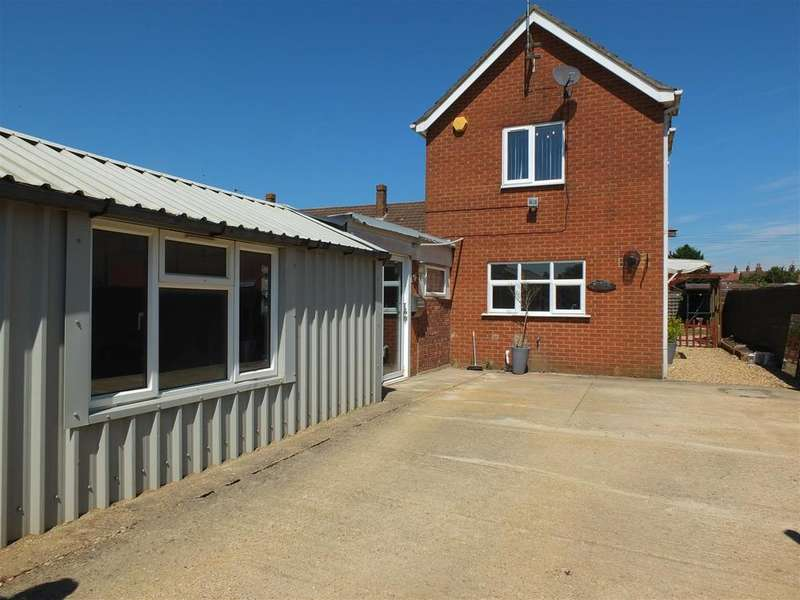 2 Bedrooms Detached House for sale in Daniels Crescent, Long Sutton