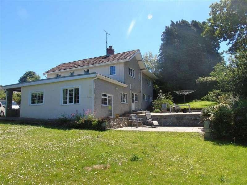 5 Bedrooms Detached House for sale in Rhyddwen Place, Craig Cefn Parc, Swansea
