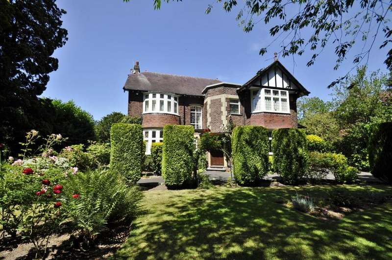 5 Bedrooms Detached House for sale in Lyndale 3 Ladythorn Crescent, Bramhall