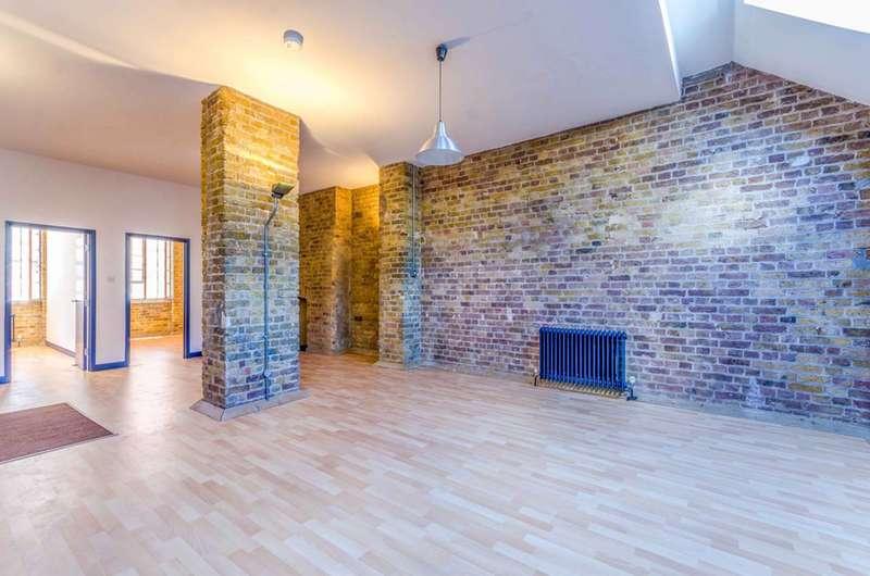 2 Bedrooms Flat for sale in Dufferin Street, Old Street, EC1Y